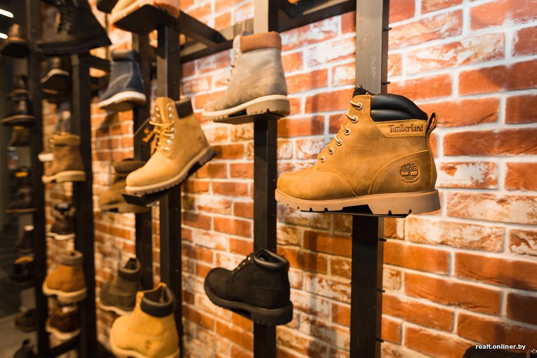 34ccc84d3 Основная часть ассортимента — мужская одежда и обувь, не столь богато  представлены товары для женщин, а меньше всего ...