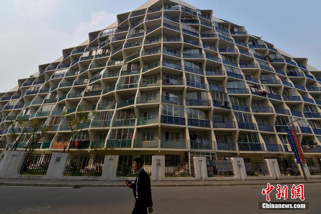 жилые комплексы в европе