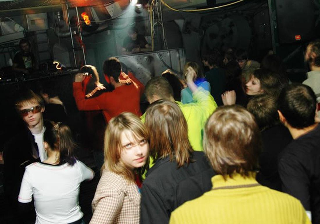 Порно вечеринка с молодыми девочками