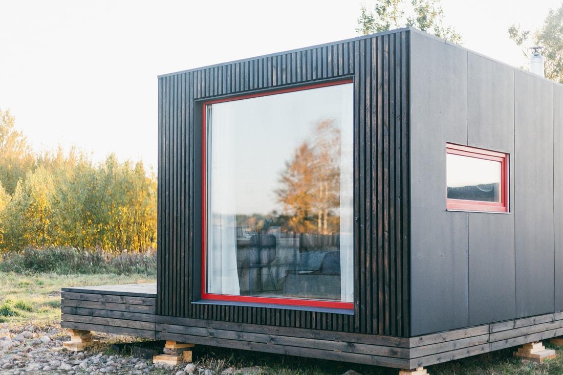 В Беларуси построили мобильный микродом, где можно жить круглый год 17
