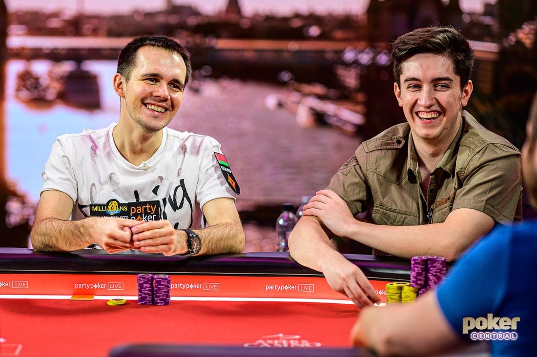 Рейтинг игроков онлайн в покер аппараты игровые цены