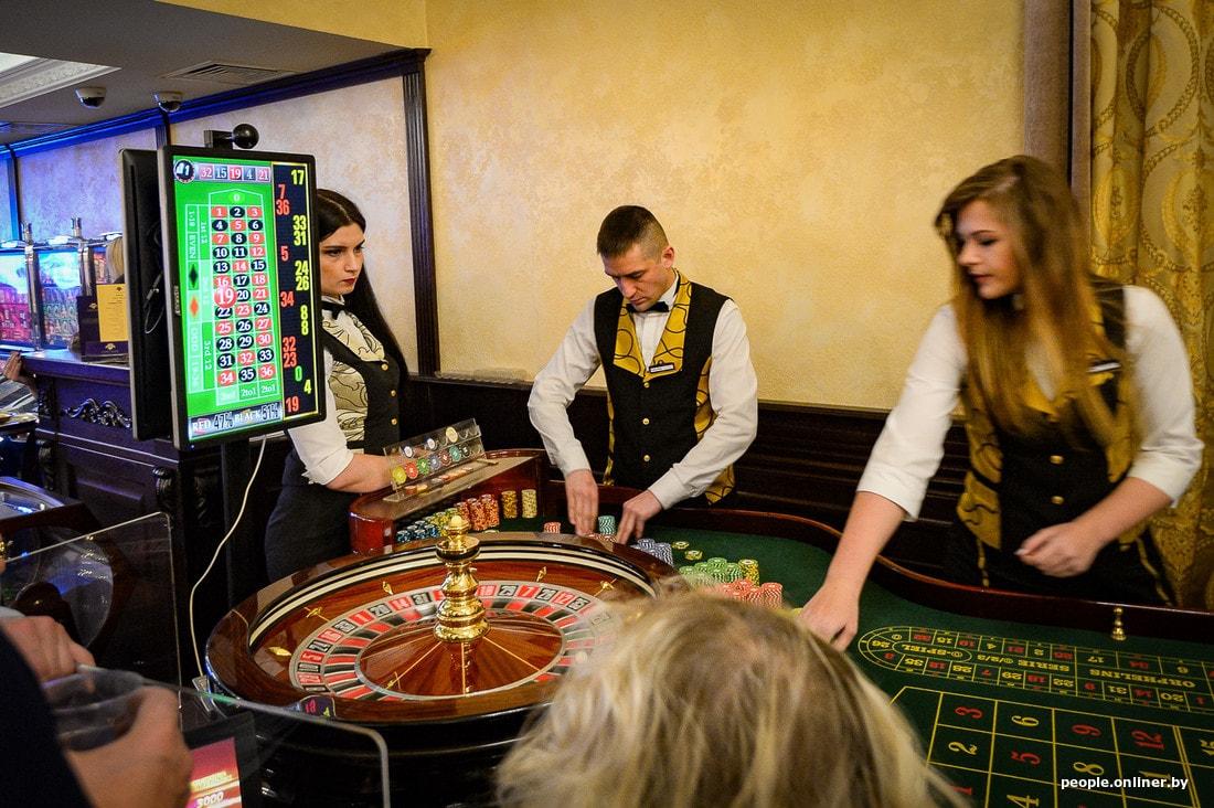 официальный сайт работа официантом в казино