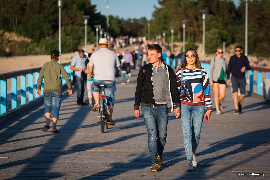 На море в Палангу! Считаем бюджет и рассказываем о нюансах отдыха на балтийском побережье