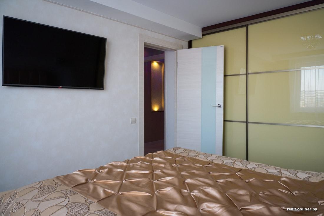 Спальня в квартире в Минске