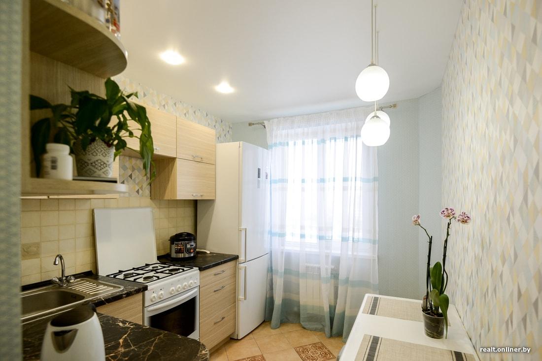 Кухня Минск натяжной потолок
