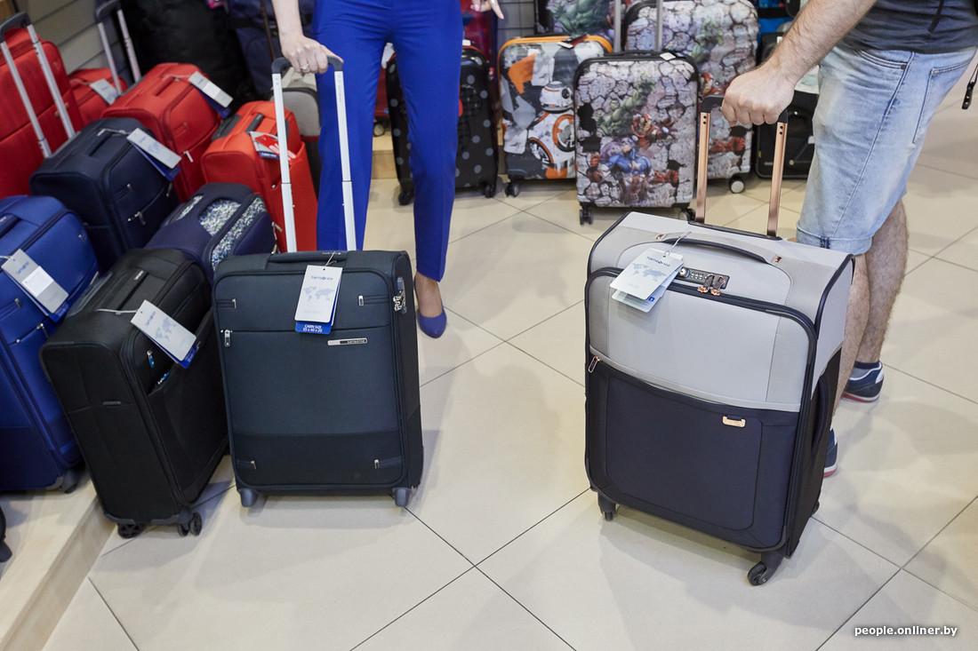 3b40d57b0e4d Самый дорогой чемодан (объемом 122 литра) здесь стоит почти 1500 рублей.