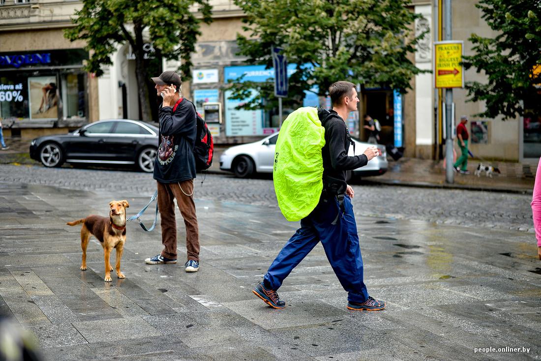 Съем на чешских улицах, флейк на певицу славу порно фото