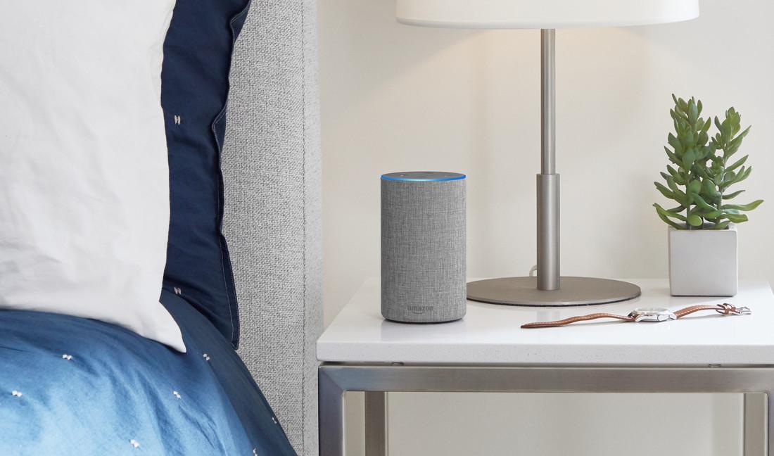 Amazon представила «умный» будильник споддержкой видеозвонков