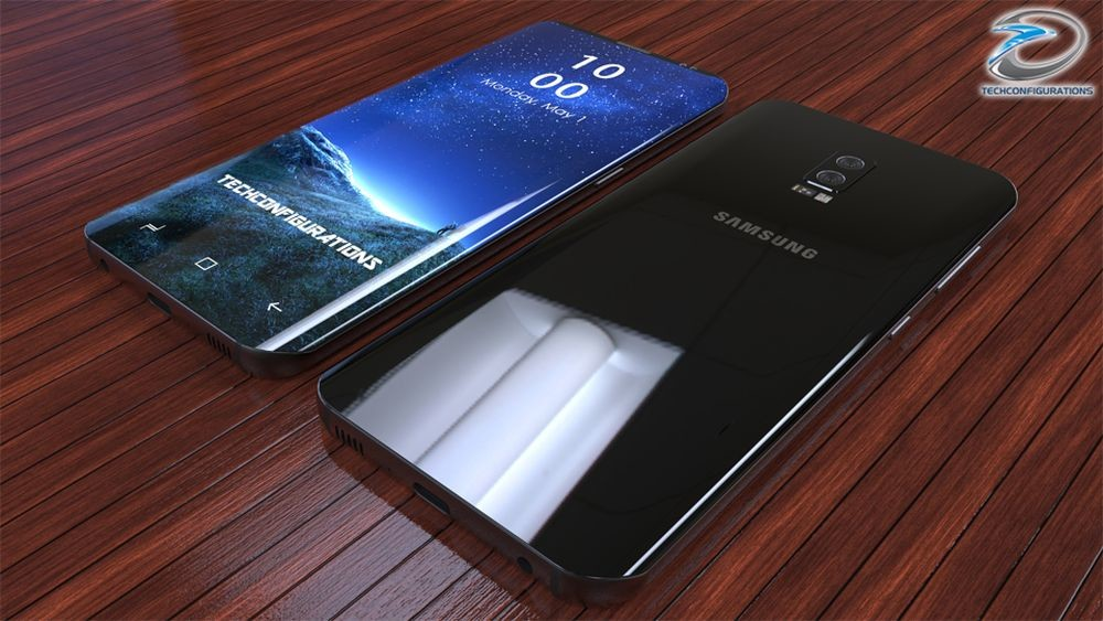 design and display samsung galaxy s9 and s9 the - 1000×563