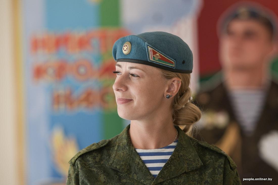 работа в армии для девушек минск