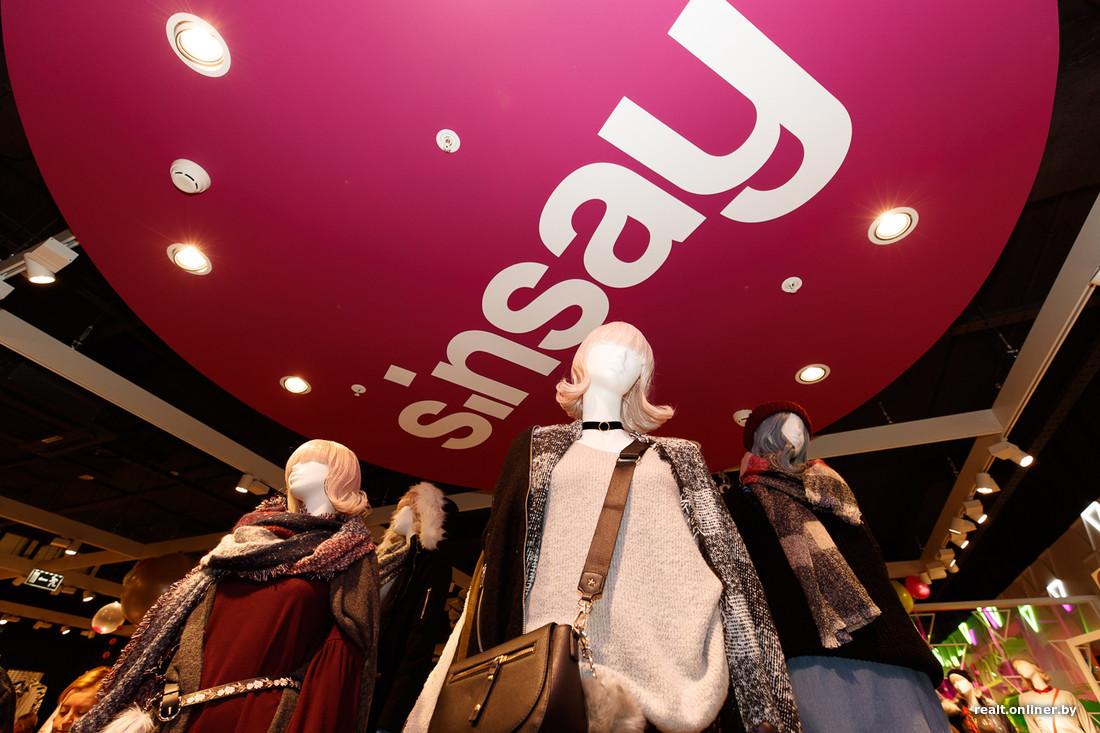 Еще больше брендов. В Galleria Minsk открылись магазины Mohito и Sinsay 2f1dea20c93c6