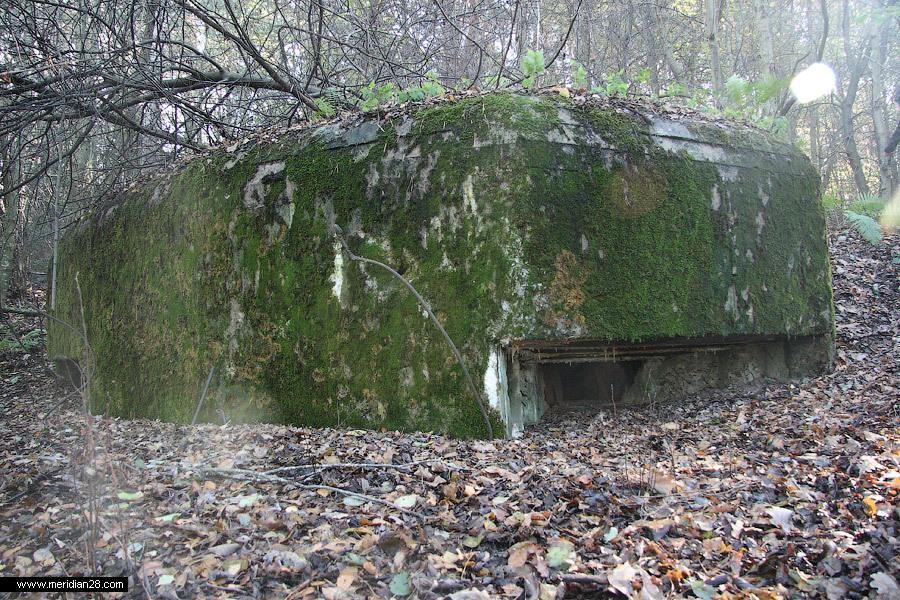 Tourisme militaire au Bélarus blockhouses