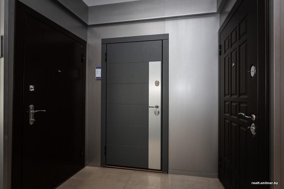 выбираем надежные входные двери и смотрим как устроено