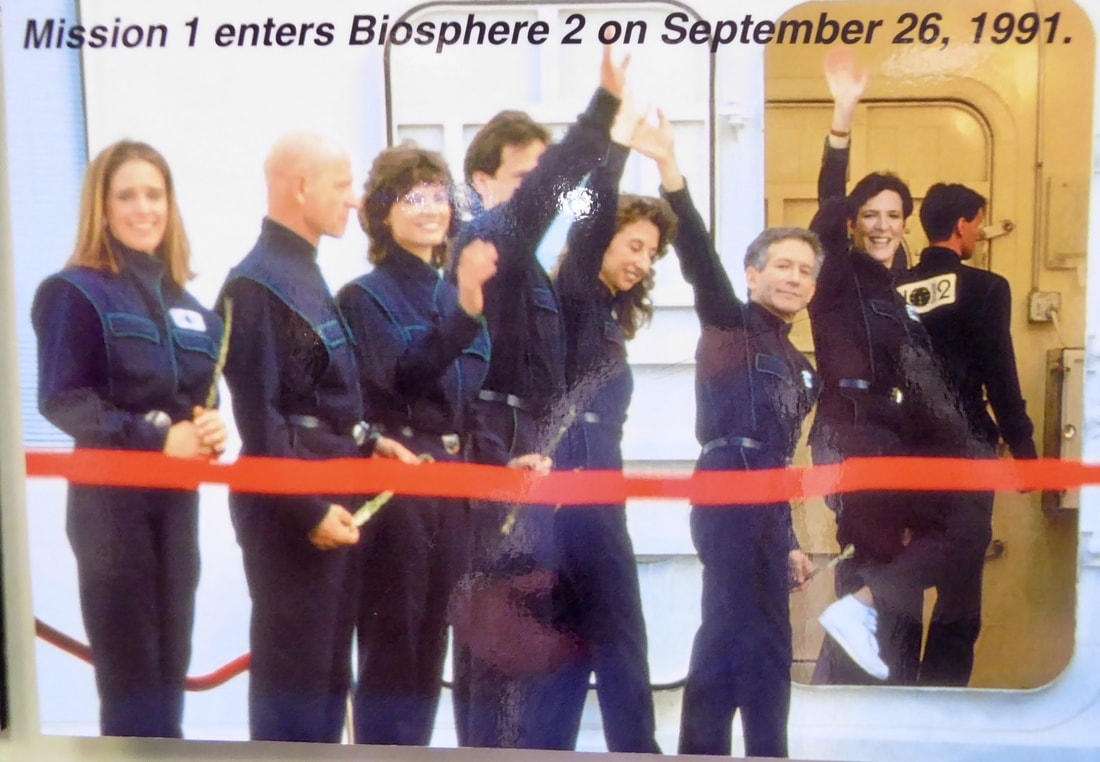 «Биосфера-2»: Аризонский Ноев ковчег. Как провалился эксперимент по созданию замкнутой экосистемы