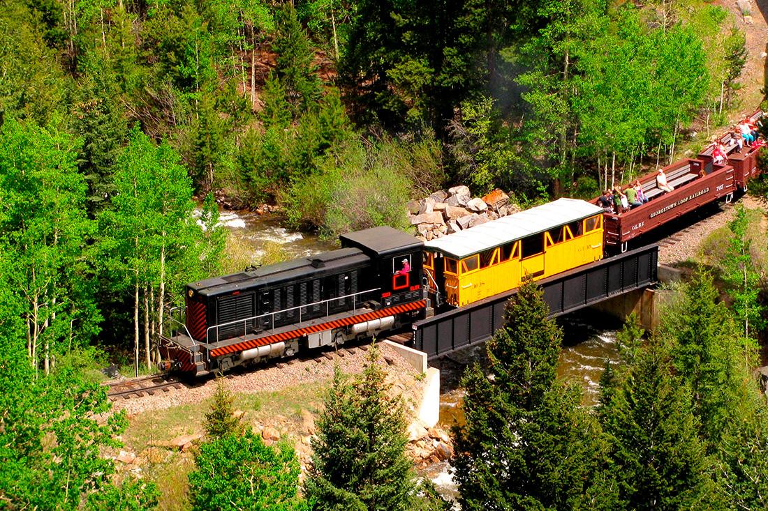 многочисленных поклонников железные дороги мира фото кадрах видно, как