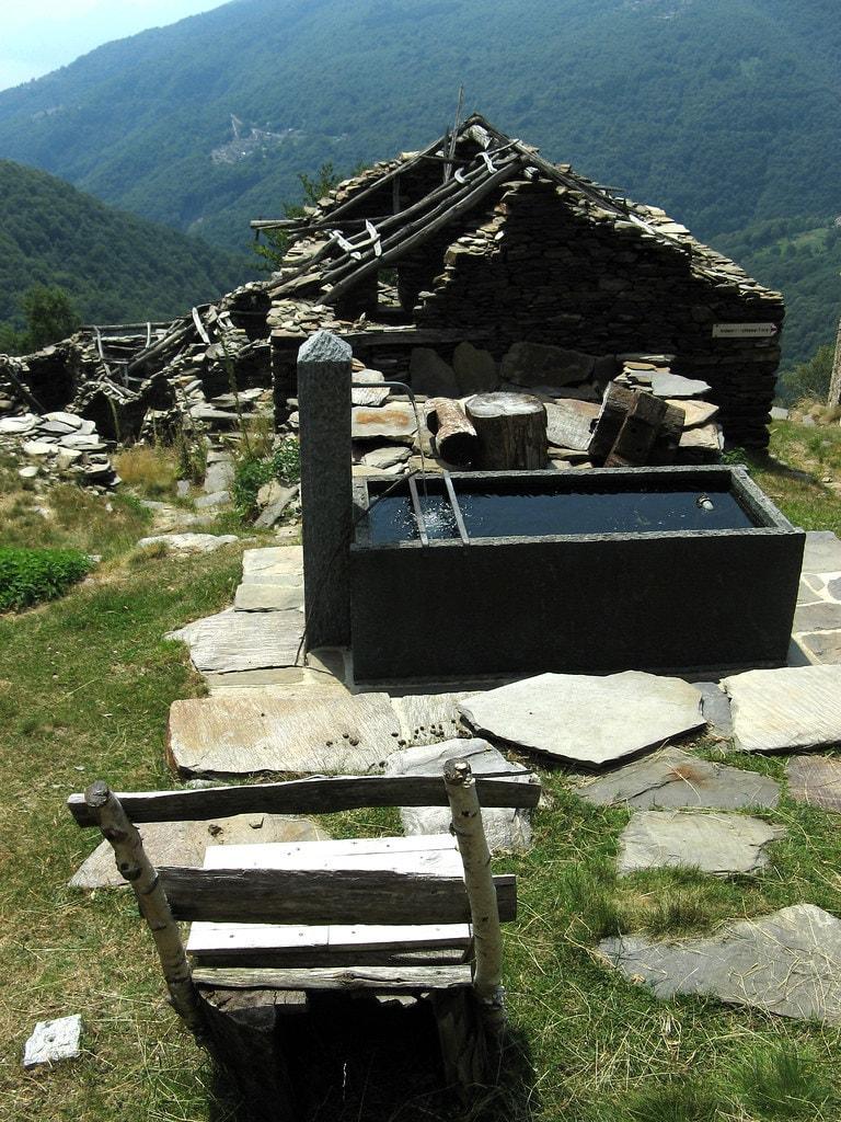 швейцария купить дом в деревне