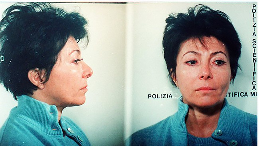 "Патриция Гуччи - ""черная вдова"""