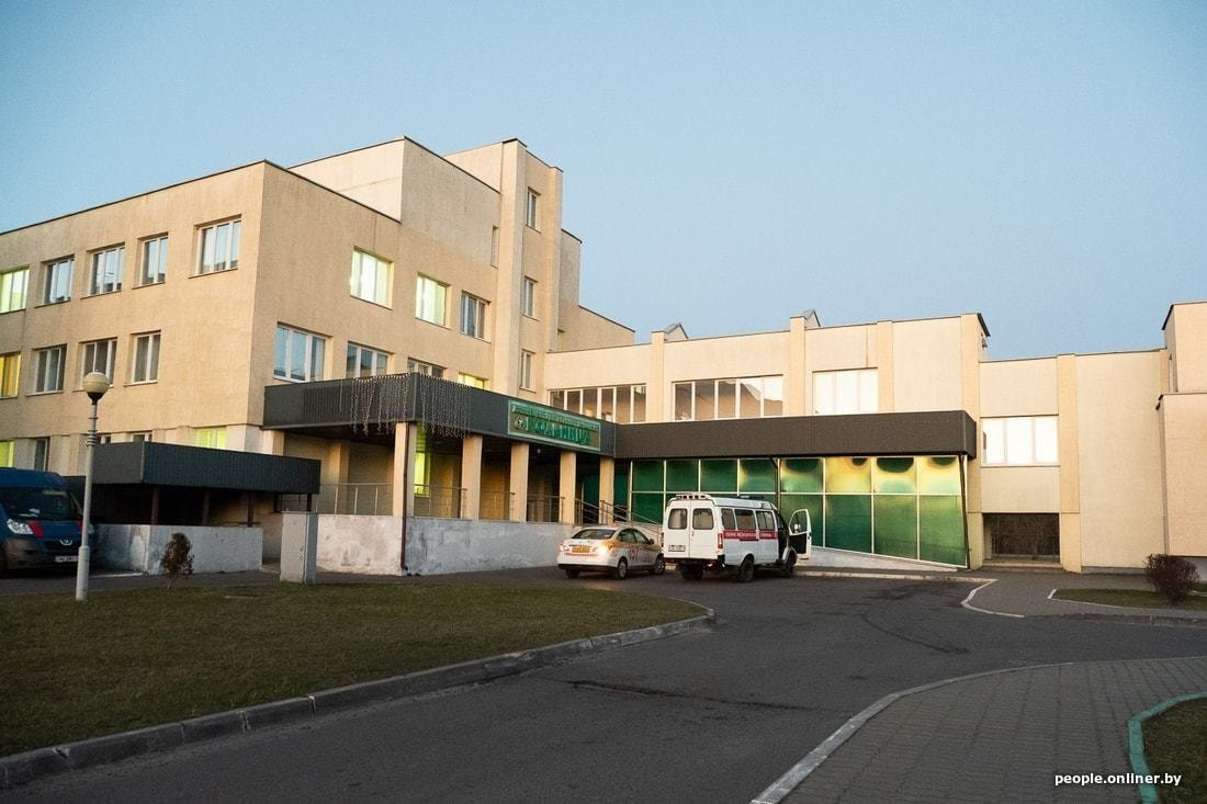 Коронавирус на Полесье: 107 случаев в Столинском районе, в Давид-Городке болеют врачи