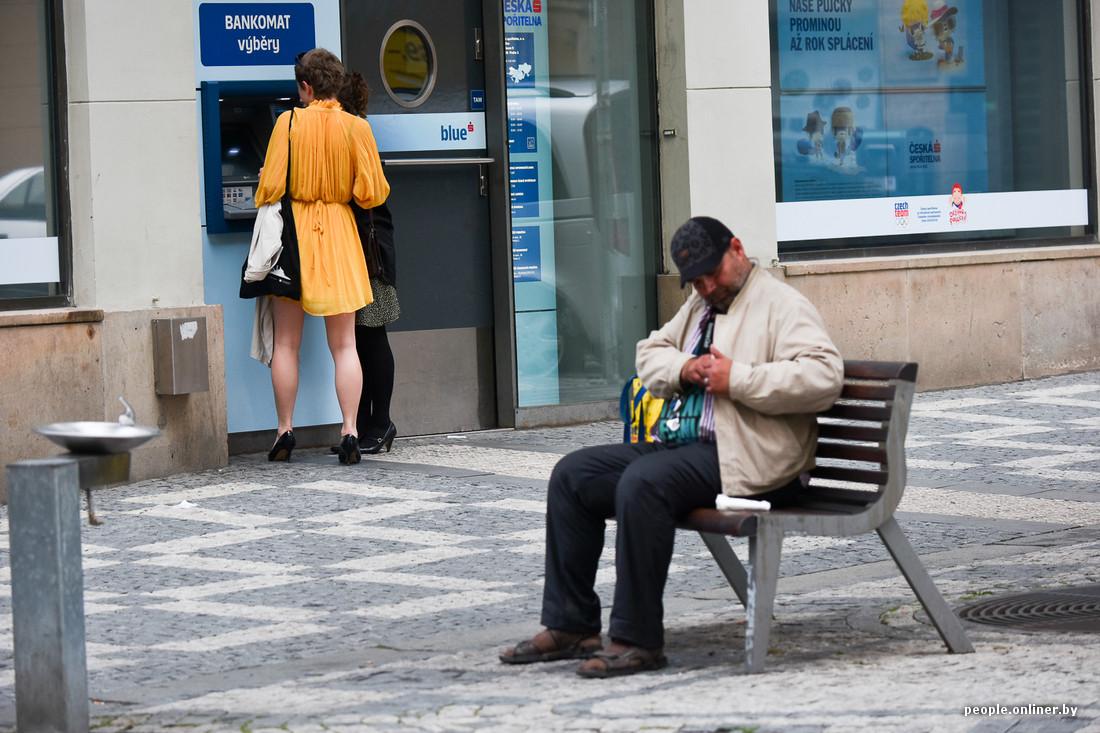 Чешская девушка заработала денег фото 366-264