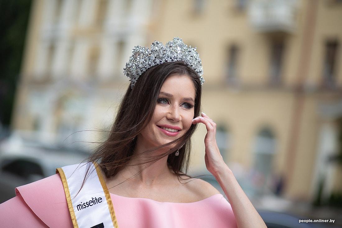 Белоруска поучаствовала в 19 конкурсах красоты и претендует на рекорд  Гиннесса
