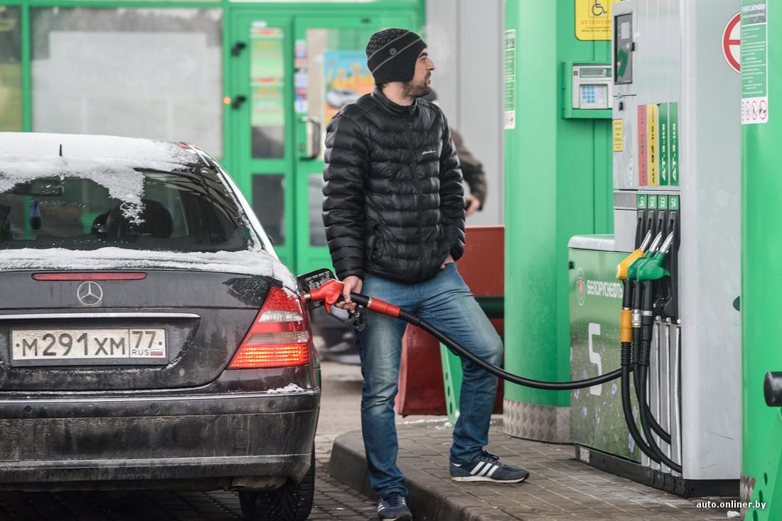«Белнефтехим» : назрела необходимость повышения розничных цен на топливо