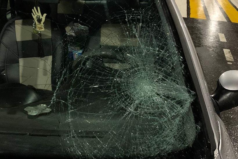 В Борисове на нерегулируемом переходе водитель сбил школьника 2