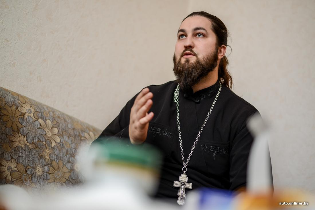 Мой муж священник мы редко занимаемся сексом