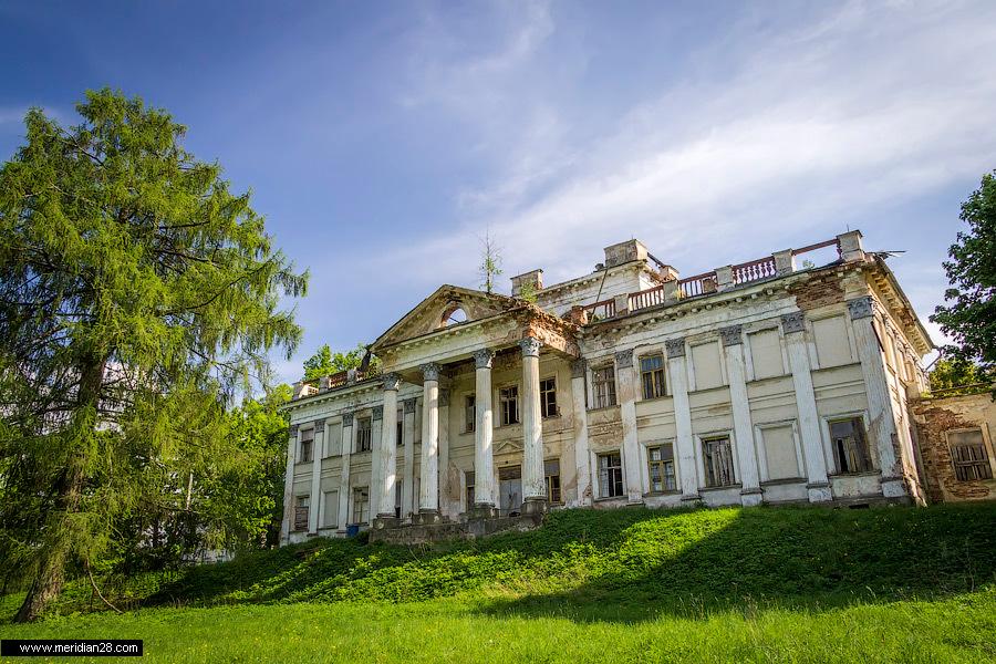 Un des plus beaux palais du Bélarus
