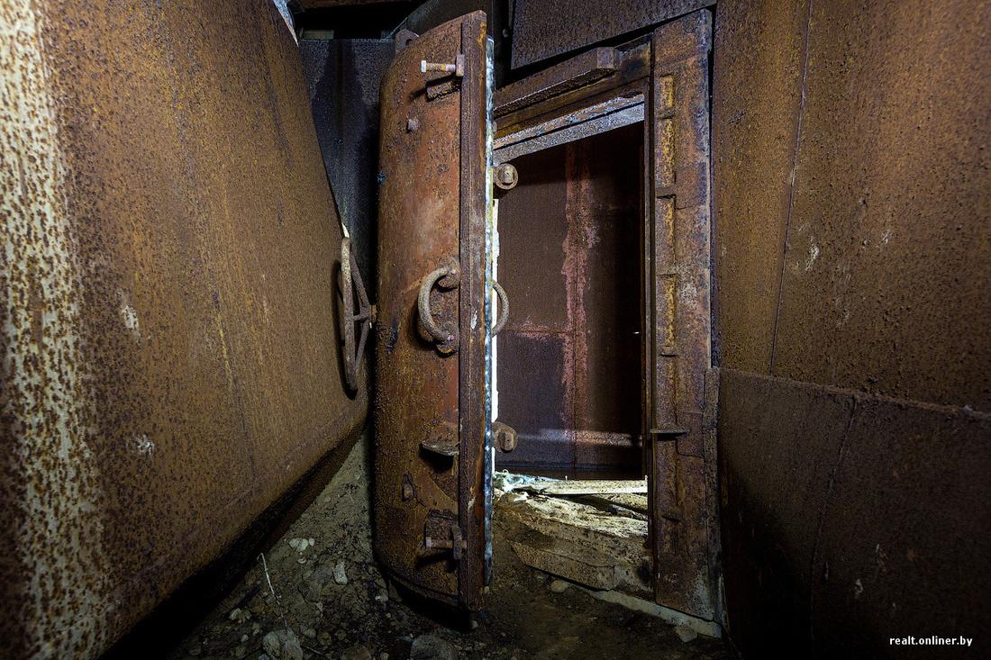 Bunker le plus profond au Bélarus tourisme militaire