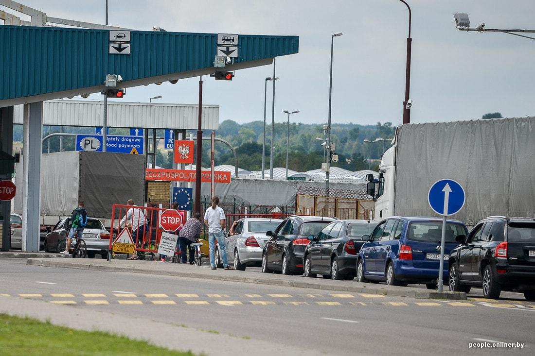 Машину у белоруса изъяли в Польше, а отдадут французам: загадочная история Volkswagen Multivan