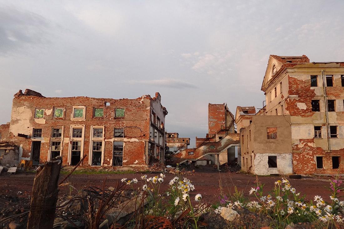 Исчезнувшие города россии и ссср фото
