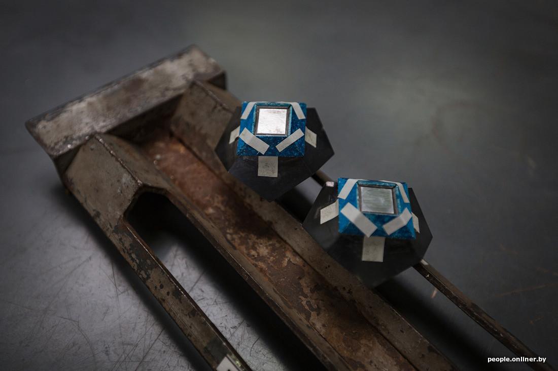 Как выращивают искусственные алмазы в Беларуси