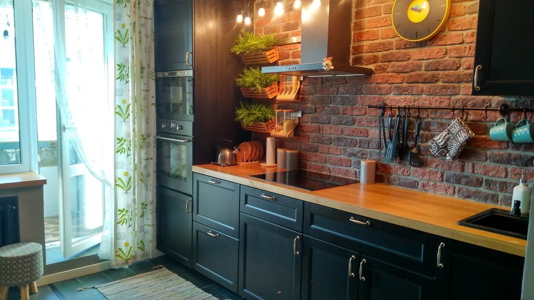 Натяжные потолки ан кухне