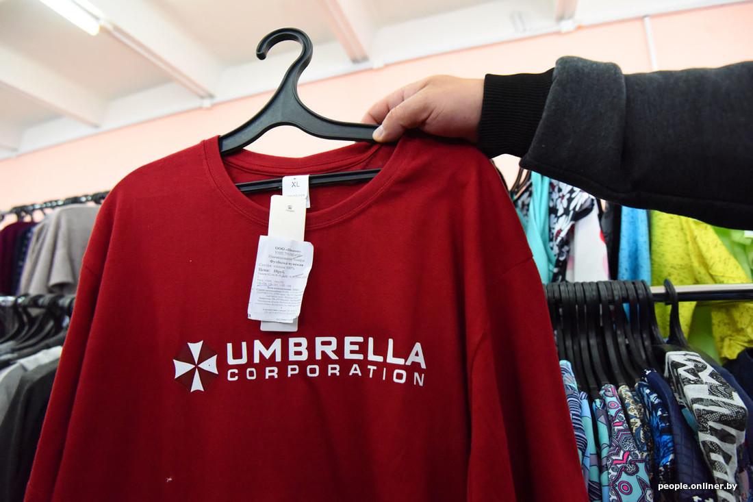 Я выбираю пару менее космополитичных футболок — за 5 и 6 рублей. Возможно 9de93e35759fa