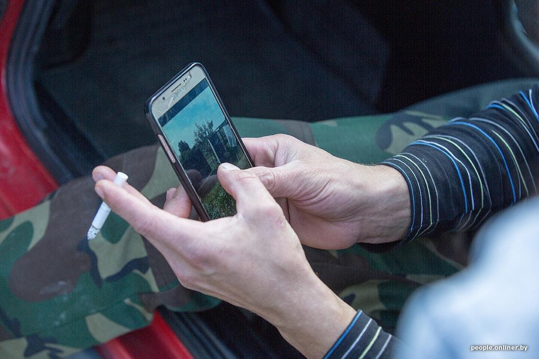 """Репортаж из деревни, в которую во время военных учений на полигоне """"Борисовский"""" попал снаряд 4"""