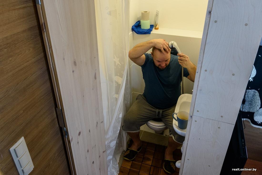 Втроем с женой в ванной фото 549-198