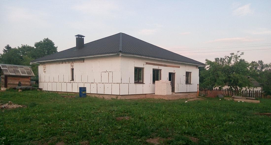 Дом в Минске
