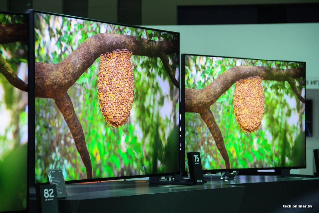 Samsung Forum 2019: крупнейший 8K-телевизор и «интеллект