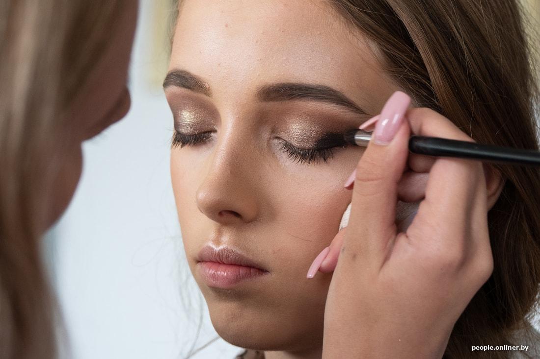 часто подбор макияжа по фото чашу установить