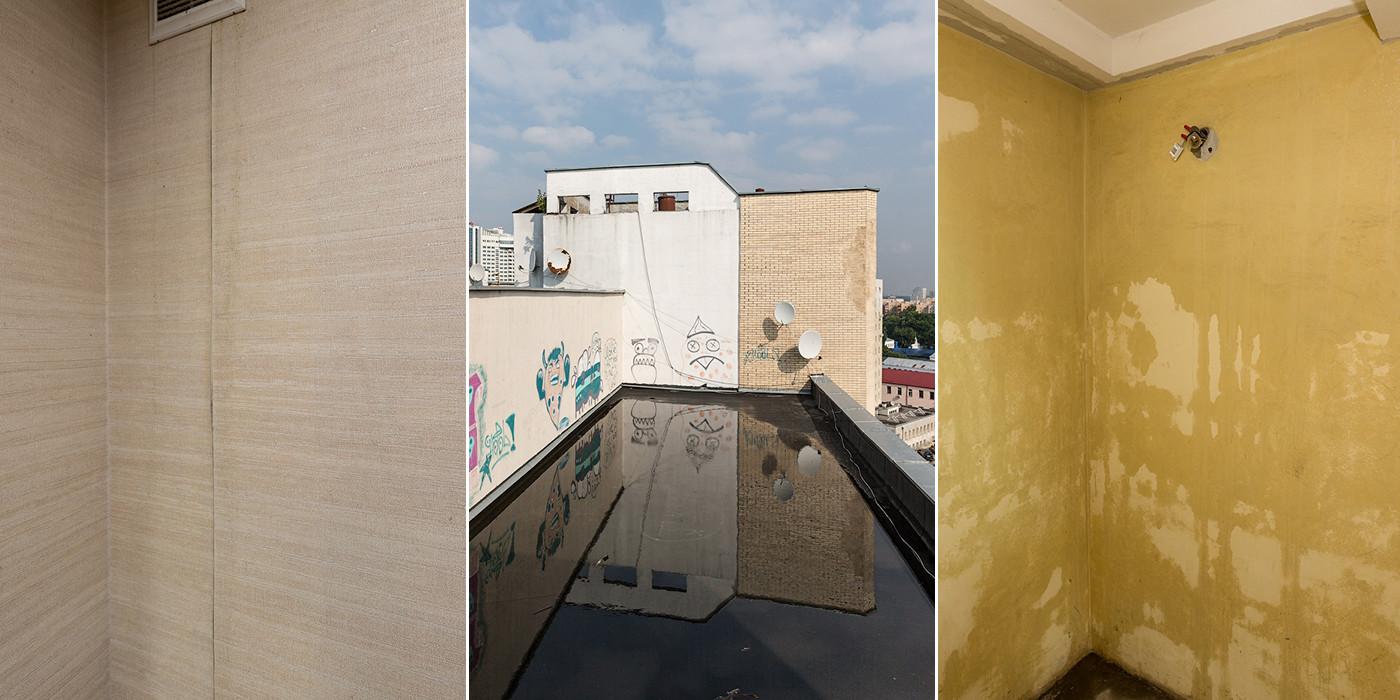 затопила квартиру от течи с крыши
