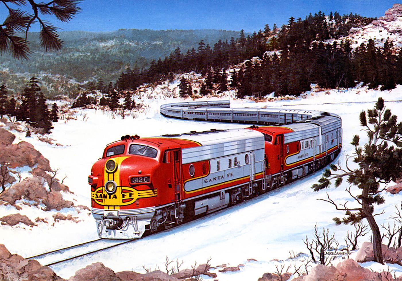Великий рельсовый погром: как в США сознательно «убили» пассажирские железные дороги - Недвижимость onliner.by