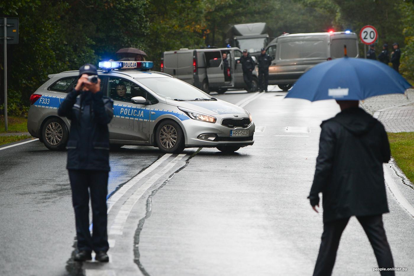 Найдите 10 отличий. Фоторепортаж с президентских «Дожинок» в Польше