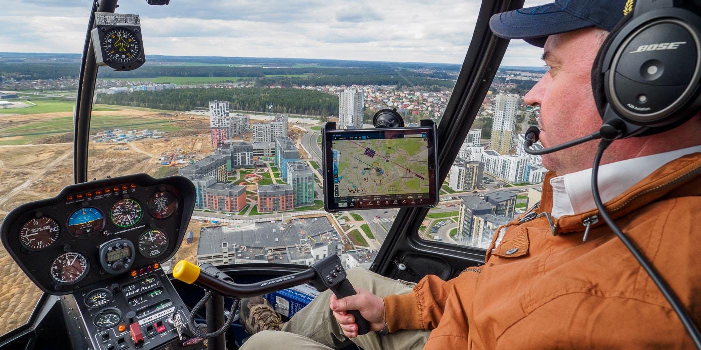 Посмотрели, как в Минске живет школа пилотов. Цены на топливо здесь бьют все рекорды