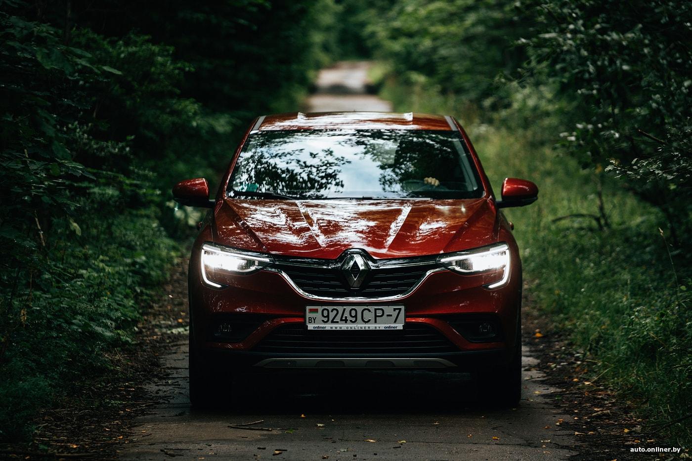 Renault Arkana через месяц после покупки. Что вылезло за 3600 км?(спецпроект)