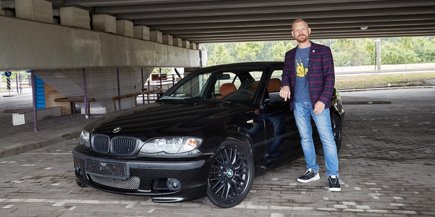 «Тачка нарасхват». Кому BMW 3-Series с эксклюзивным салоном и по незапредельной цене? (29 фото)