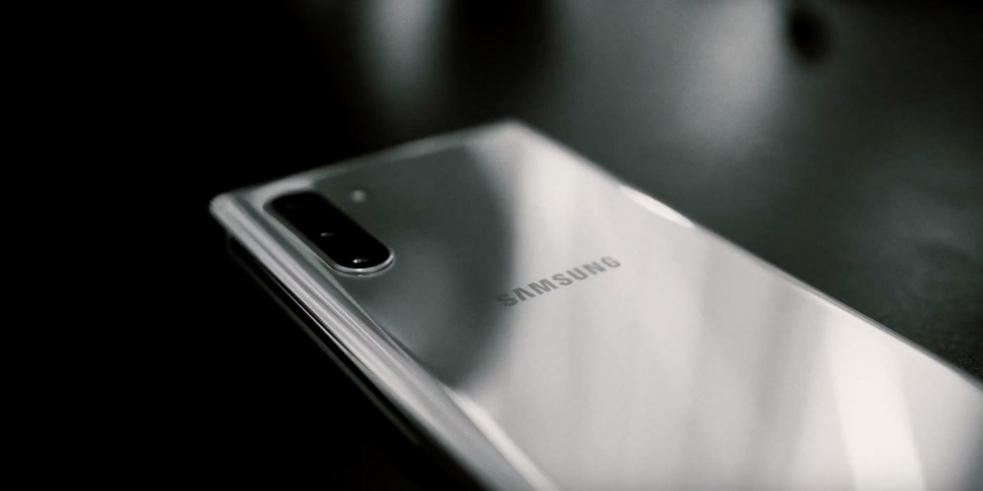Samsung представила Galaxy Note10 за 2600 рублей