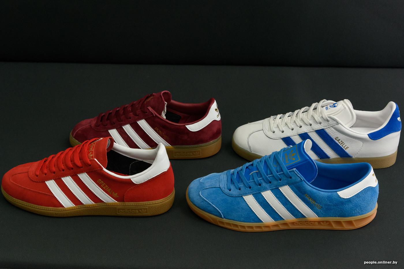 2c95b5531a5b Обманывает ли нас Adidas  Чистый маркетинг, который не отменяет  классического статуса данной обуви. Вообще же, все белорусы в возрасте 30+  говорят, ...