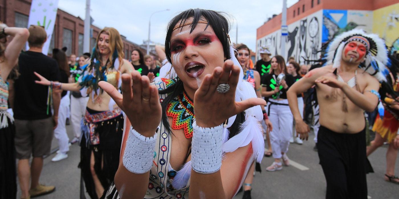 Наш карнавал. Как прошел Vulica Brasil — возможно, самый яркий фестиваль Беларуси