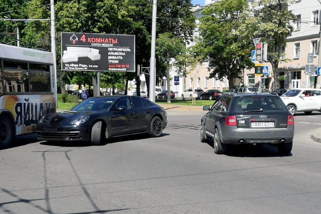 Кто виноват в ДТП с участием Porsche и троллейбуса? Суд вынес решение