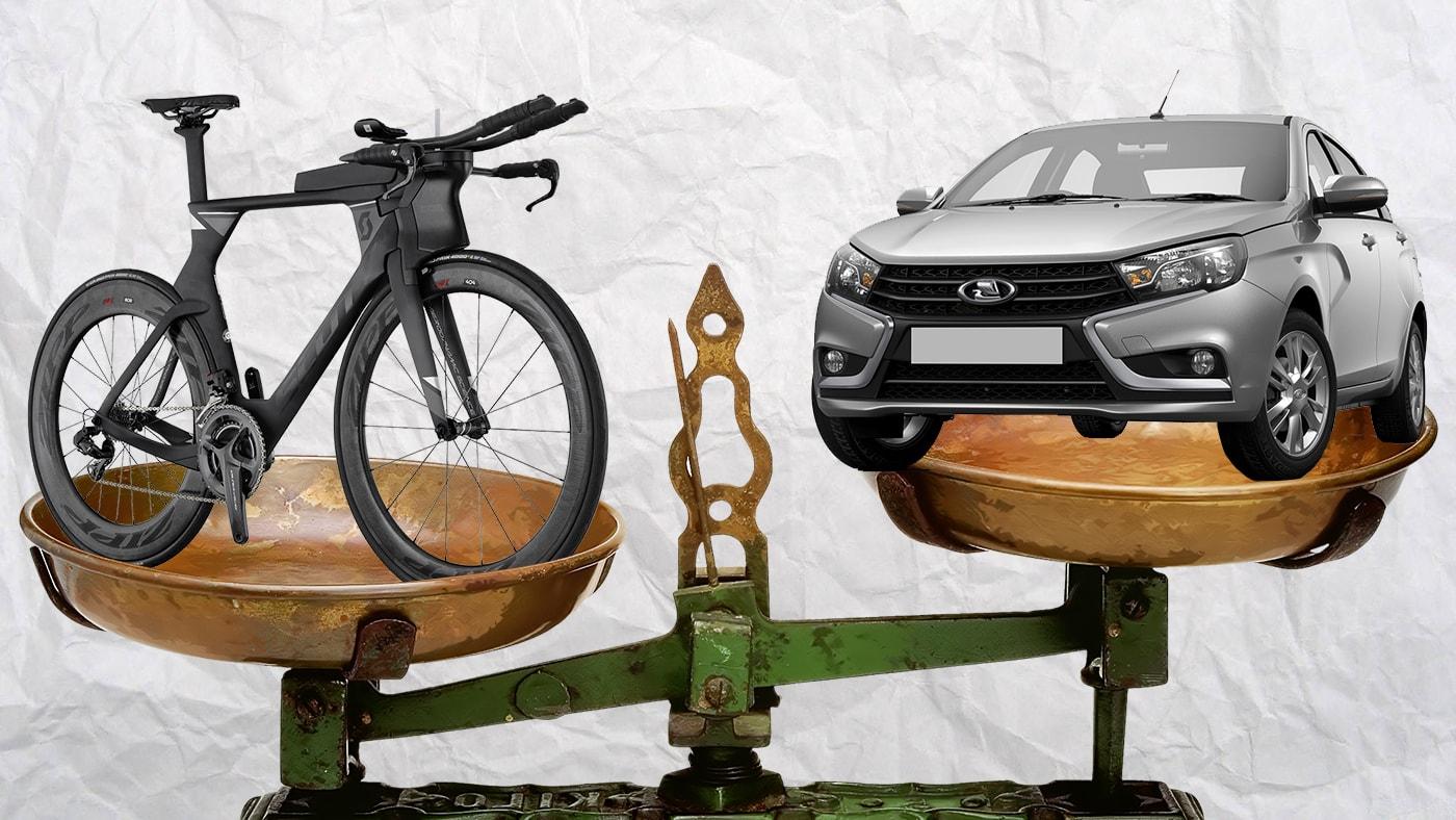 Велосипед по цене новой Lada: топ самых дорогих моделей в каталоге